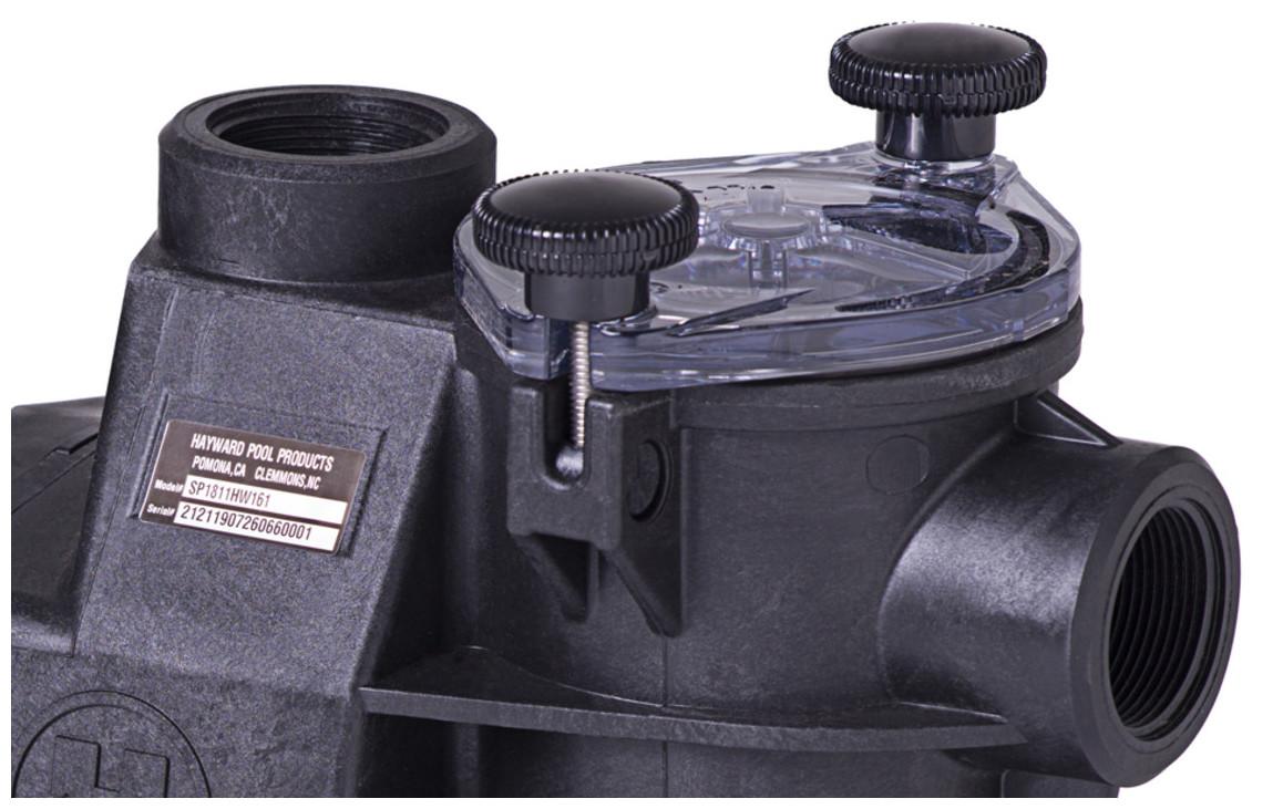 détails de la pompe de filtration de piscine hayward maxflo
