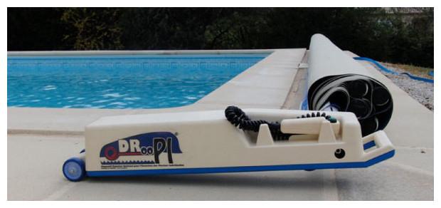 Droopi 2 Enrouleur D Rouleur Motoris Piscine Center Net