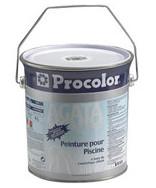 Procolor peinture pour piscine piscine center net for Sika peinture piscine