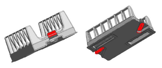 schema cassette de filtration