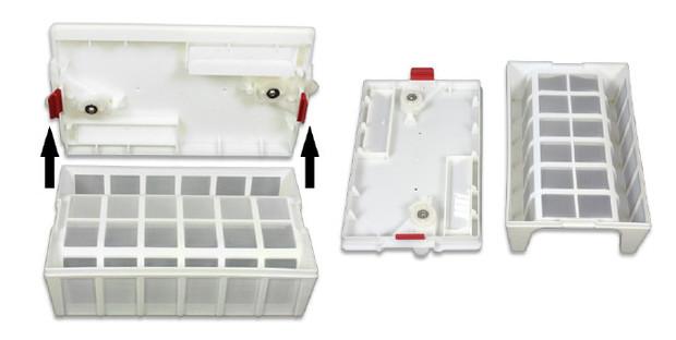cassette de filtration vue 1