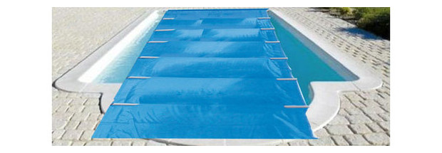 Pool barre plus couverture piscine barres pour coque for Piscine center
