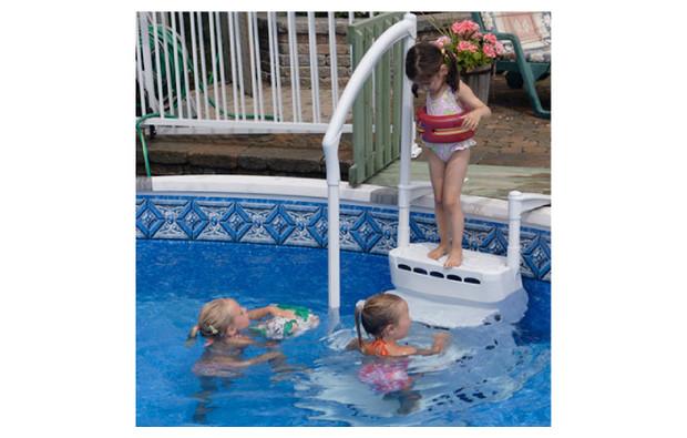 Escalier Aquarius pour piscines - img principale