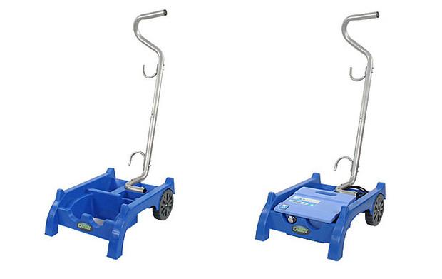 robot électrique aquatron Dé - trolley chariot
