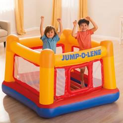 Aire de jeu gonflable intérieur/extérieur Jump-o-Lene Intex