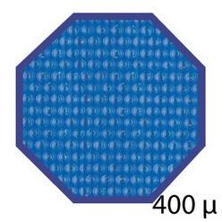 Bache été 400 microns pour piscine bois original 562 x 562