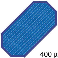 Bache été 400 microns pour piscine bois original 656 x 456