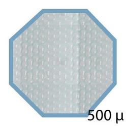 Bache été 500 microns pour piscine bois Original 430 x 430