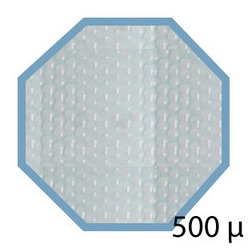 Bache été 500 microns pour piscine bois Original 511 x 511