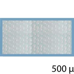 Bache été 500 microns pour piscine bois original 620 x 420 - 790206