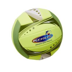 Ballon volley en néoprène fluo