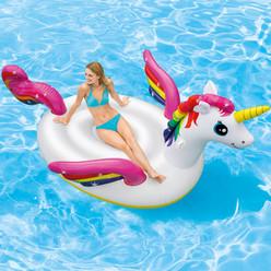 Bouée gonflable Licorne Intex - Grand modèle