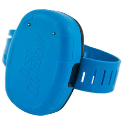 Bracelet firstinnov 39 pour une protection continue for Alarme piscine sonar
