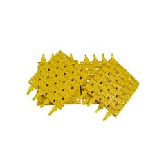 Brosses picots robot Sweeper Zodiac X 4