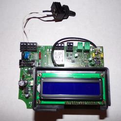 Carte électronique ph perfect avec écran