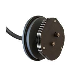 Cellule compatible Poolmaid® 4 plaques circulaires - Ensemble complet (culot, câble et prise)