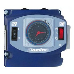 Coffret de filtration avec prise + départ 230 V pour transformateur
