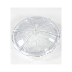 Couvercle transparent 8 pouces pour filtre à sable Jupiter