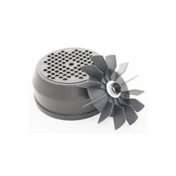 Ensemble couvercle ventilateur 3 mono cv pcclair vicoria