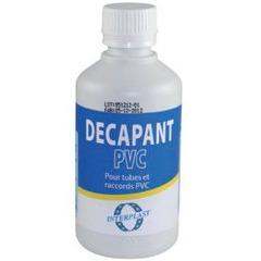 Décapant pour raccords PVC