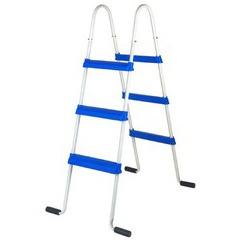 Echelle 2x3 marches pour piscine hors-sol Gré H120 cm