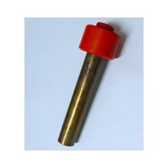 électrode cu/ag adaptable pacific avec bouchon