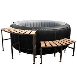 marche et console haute spa waterclip piscine center net. Black Bedroom Furniture Sets. Home Design Ideas