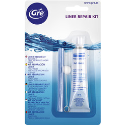 Gr kit de r paration complet liner de piscine hors sol for Piscine reparation liner