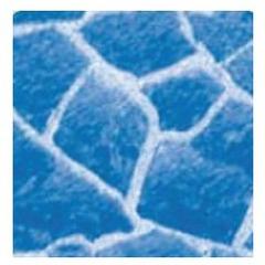 Liner piscine imprimé sublime 75/100 carrara
