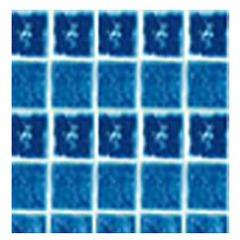 Liner piscine imprime sublime 75/100 givre bleu