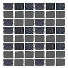 Liner piscine imprime sublime 75/100 persia gris anthracite