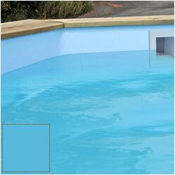 Liner pour piscine bois Cerland 640 x 4.00 x 120 cm bleu 75/100