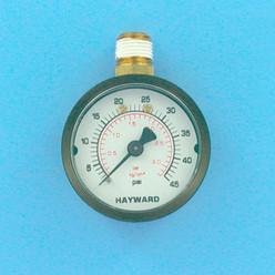 Manomètre pour filtre à diatomée Hayward