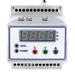 Automateau gestion de la filtration et de l'électrolyseur