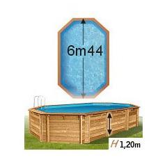 piscine bois weva cerland