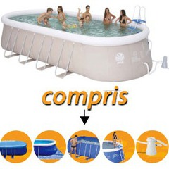 Shopping portail free for Aspirateur piscine hors sol geant casino