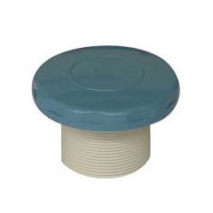 Rev tement bleu b ton prise balai assortie adapt e for Prise aspirateur piscine