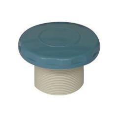 Prise balai bleue pour piscine liner