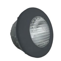 Projecteur gris anthracite Led 1,14 blanche - Piscine béton/liner