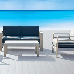 Mobilier Outdoor design en inox ou aluminium | Piscine ...
