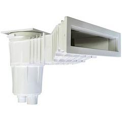 skimmer grande meurtri re effet miroir liner et b ton piscine center net. Black Bedroom Furniture Sets. Home Design Ideas