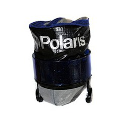 Sac double capacité fermeture eclair   scratch pour robot Polaris 3900 sport