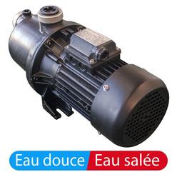 Surpresseur piscine waterfull 1.15 cv tri