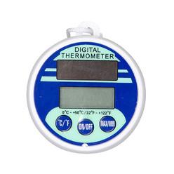Thermomètre digital solaire