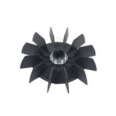 Ventilateur de surpresseur pool 1 cv mono/tri