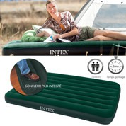 Airbed intex 2 places - Gonfleur incorpore