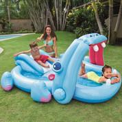 Aire de jeux hippo Intex