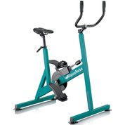 Vélo de piscine Aquabike Aquaness V2 vert d'eau