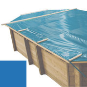 Bache a barres bleu pour piscine bois original 656 x 456