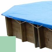 Bâche hiver amande pour piscine bois original 755 x 456 - 779808